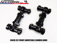 ADJUSTABLE FRONT CAMBER ARMS