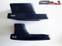 SUPER FLOW FOG LIGHT DUCTS (FIBERGLASS)