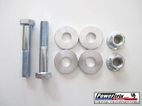Rear Camber and Toe Static Plates Kits